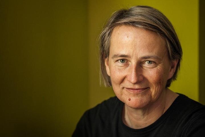 Jutta Reichelt, Schriftstellerin, Bremen, Februar 2015