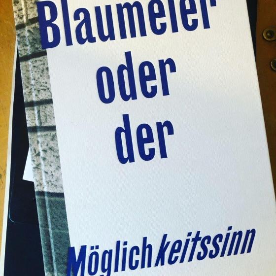 Cover Blaumeier